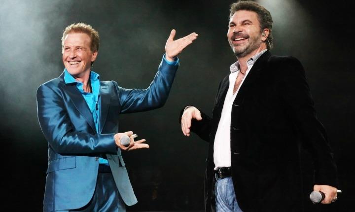 Emmanuel y Mijares llevarán su 'show' al Coliseo Yucatán