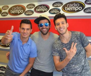 Encuentro Cercano con Pipe Bueno, Alejandro Gonzalez y Sebastián Yatra
