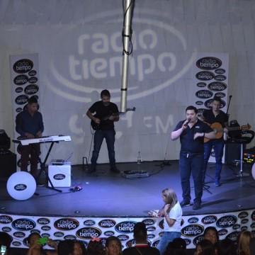 Pipe Bueno, Alejo Gonzales y Sebastián Yatra