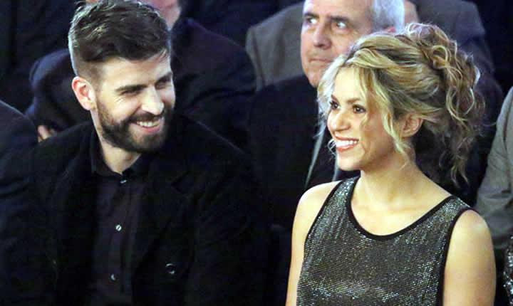 Shakira siente que vivir con Piqué es igual a estar casada 'con un soldado'