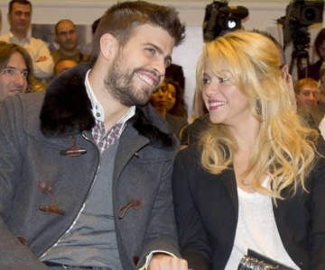 Shakira confiesa qué es lo que más le gusta de Piqué