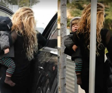 Con tan solo un año, hijo de Shakira va al colegio