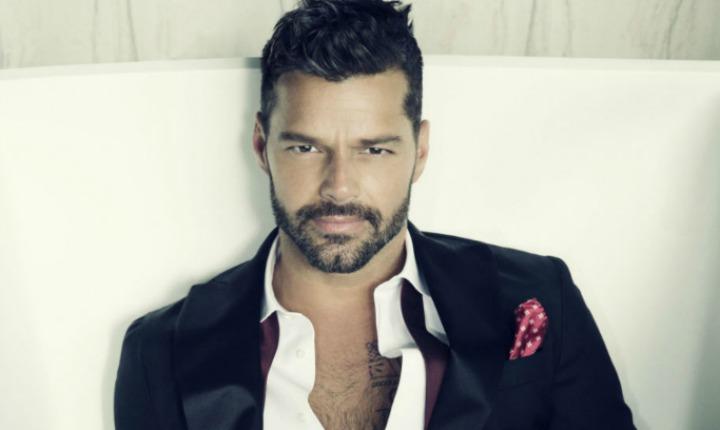 ¿Ricky Martin presenta a su nuevo novio?