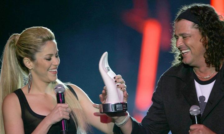 Shakira y Carlos Vives, la cuota colombiana en los American Music Awards