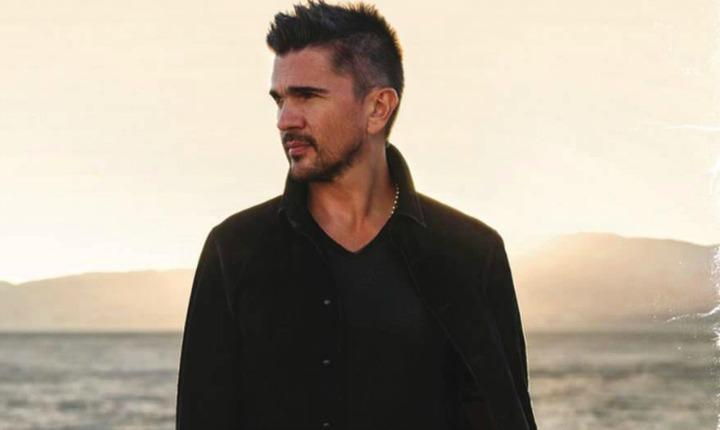 Juanes posó para la portada de una revista de moda