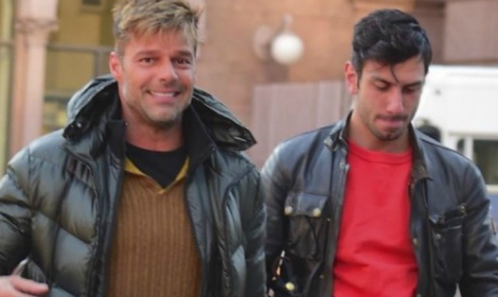 Conoce al nuevo novio de Ricky Martin