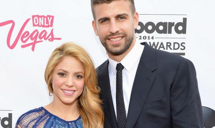 Shakira y su familia llegaron a Barranquilla