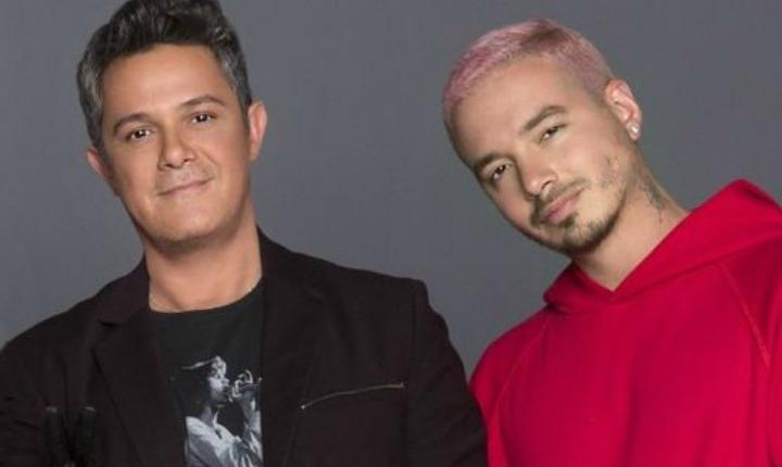 Alejandro Sanz ofende a J Balvin en programa de Televisión