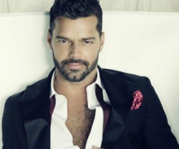 Ricky Martin confiesa quién fue su primer amor platónico
