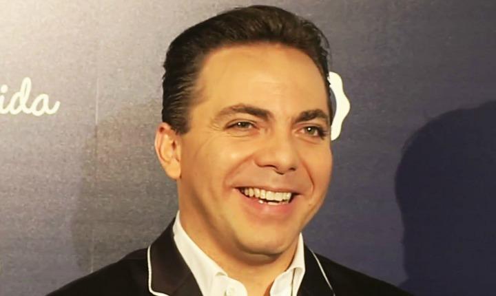 """""""Mi fuerte son las baladas"""": Cristian Castro"""