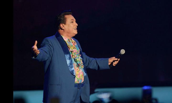 JUAN GABRIEL será premiado EN MÉXICO
