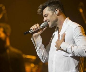 Ricky Martin y su nuevo novio estuvieron de cena romántica
