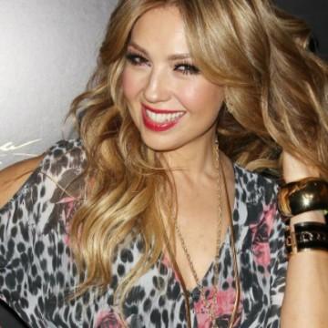 Thalía, feliz por nominación a los Premios Juventud
