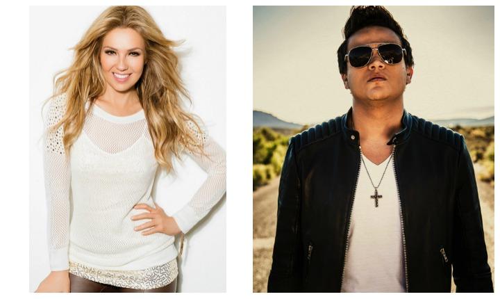 """Thalía presenta """"De Ti"""" junto a Silvestre Dangond"""
