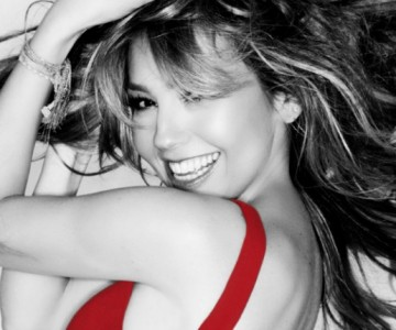 Thalía llevará a México su 'Latina love tour'