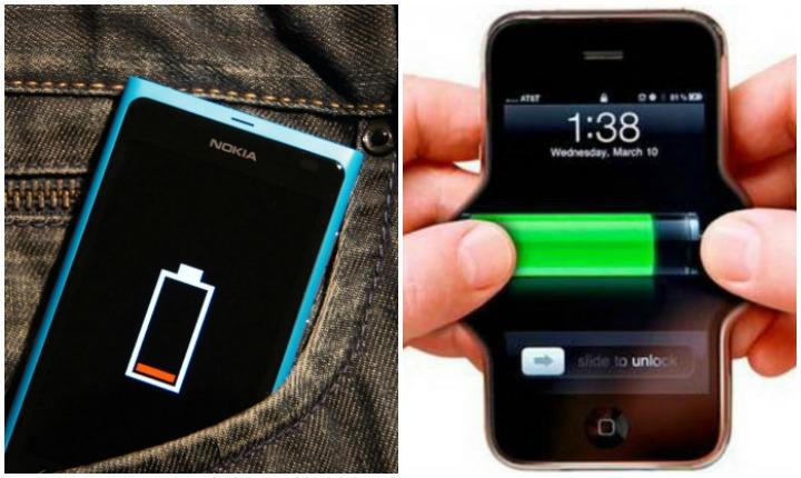 7 trucos para hacer que te dure la batería del celular