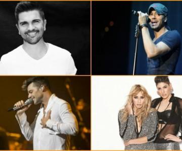 Conoce a los NOMINADOS A LOS PREMIOS 'HEAT LATIN MUSIC AWARDS 2016'
