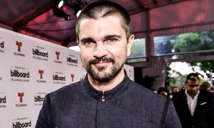 Juanes causa revuelo en Twitter por foto montaje