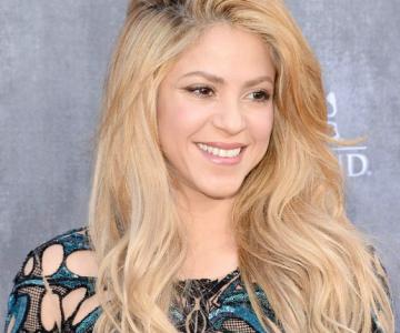 Shakira totalmente descomplicada y disfrutando de su familia