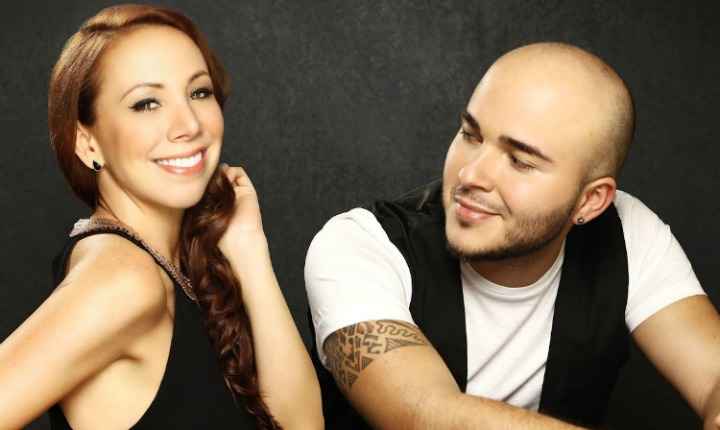 Siam y Santiago Cruz juntos 'Por este nuevo amor'