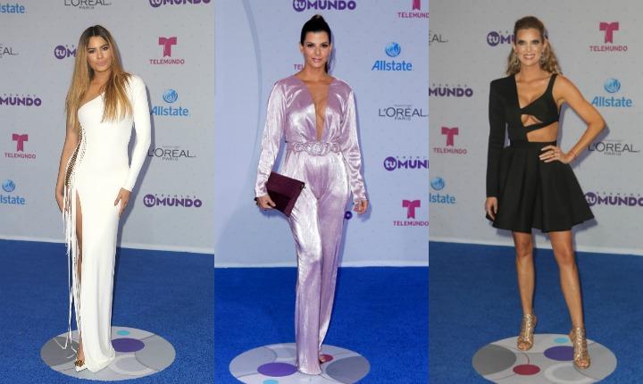 Premios Tu Mundo 2016: Mejores y Peores vestidas