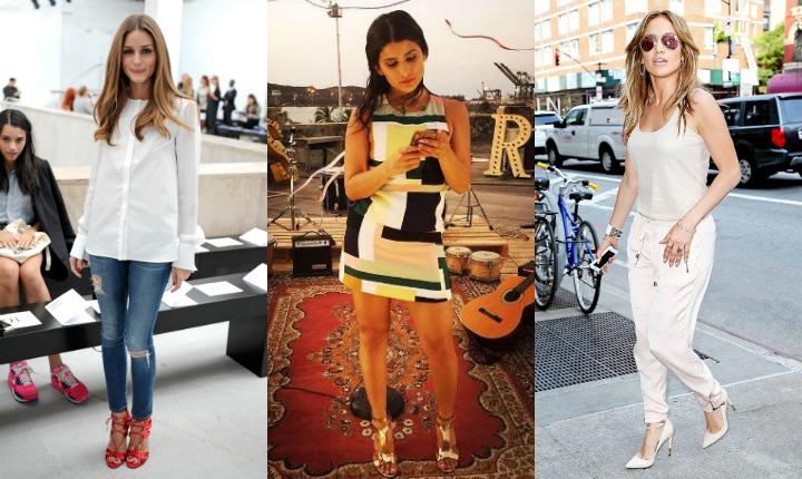 Glamour bajo el sol: claves para que tu 'look' soporte el calor