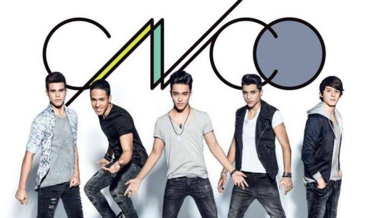 CNCO estrena video de 'Reggaeton Lento'