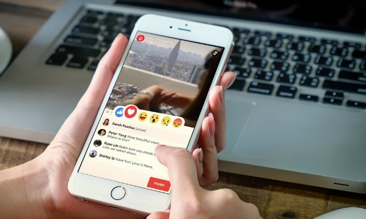 Cinco tips para hacer Facebook Live y no morir en el intento