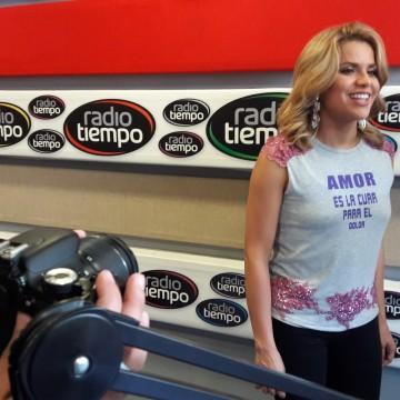 Adriana Lucía en Radio Tiempo