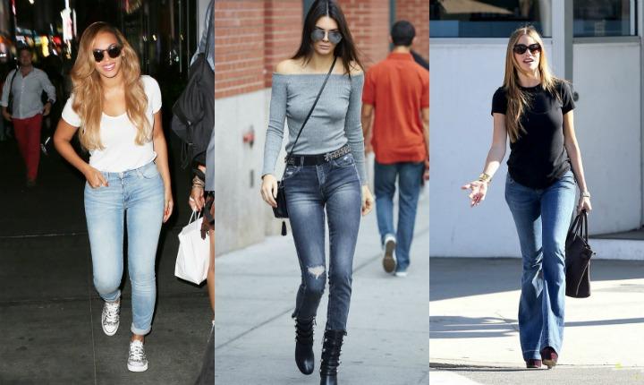 Aprende a encontrar los jeans perfectos