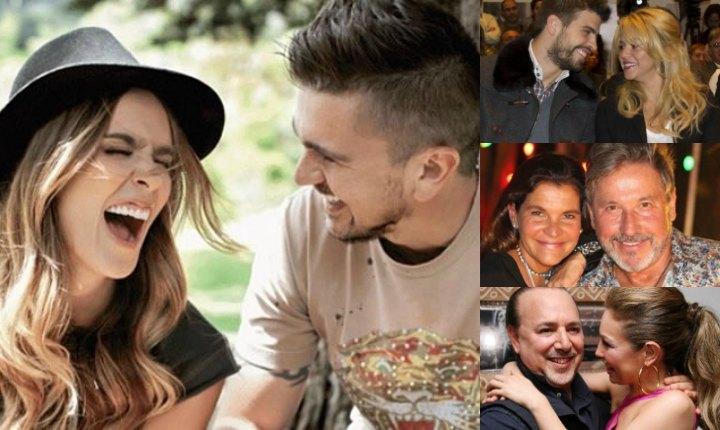 Amor y Amistad: Las parejas más conocidas del pop latino