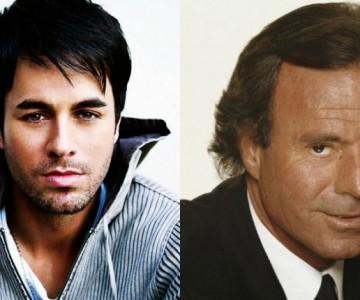 Julio y Enrique Iglesias estarían mejorando su relación