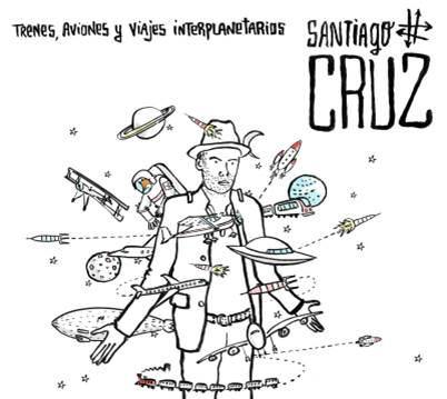 Santiago Cruz protagoniza vídeo con su esposa