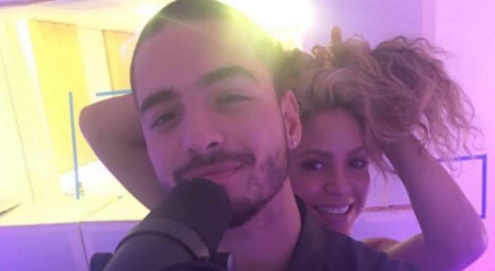 'Chantaje', la nueva canción de Shakira con Maluma