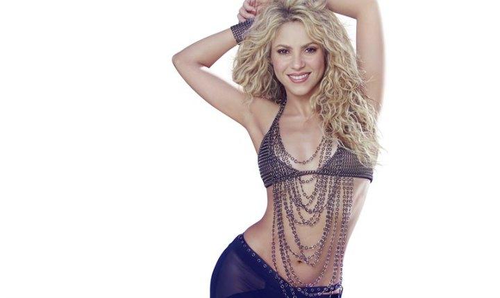 Los 5 amores de Shakira antes de Piqué