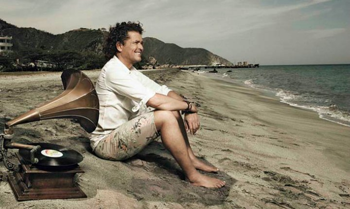 Carlos vives busca descubrir a 'Colombia en una Canción'