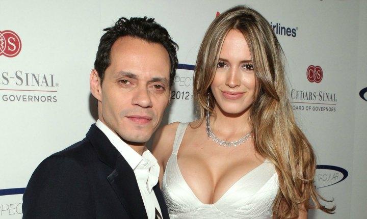 Marc Anthony y Shannon de Lima pondrían fin a dos años de matrimonio