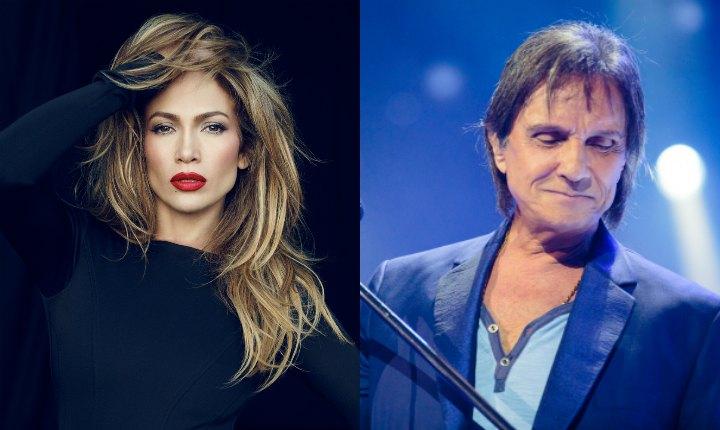 JLo y Roberto Carlos estrenan canción de Navidad