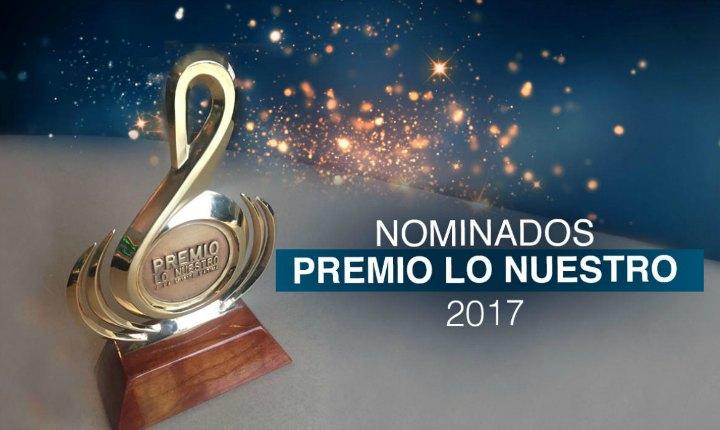 Premios Lo Nuestro revela su lista de nominados
