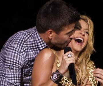 """Shakira quiere verte """"enamorado"""""""