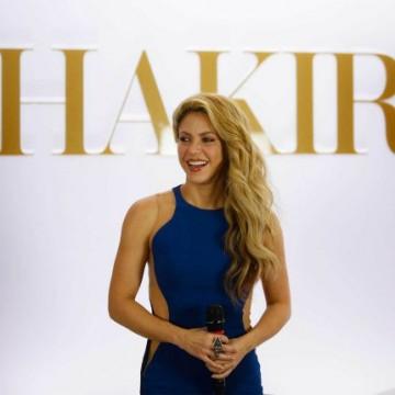 Shakira da a conocer otro de sus talentos