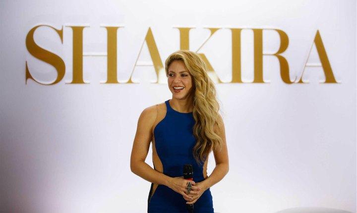 Shakira propuso un mundo mejor para la niñez
