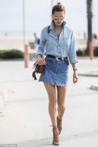 Alessandra falda