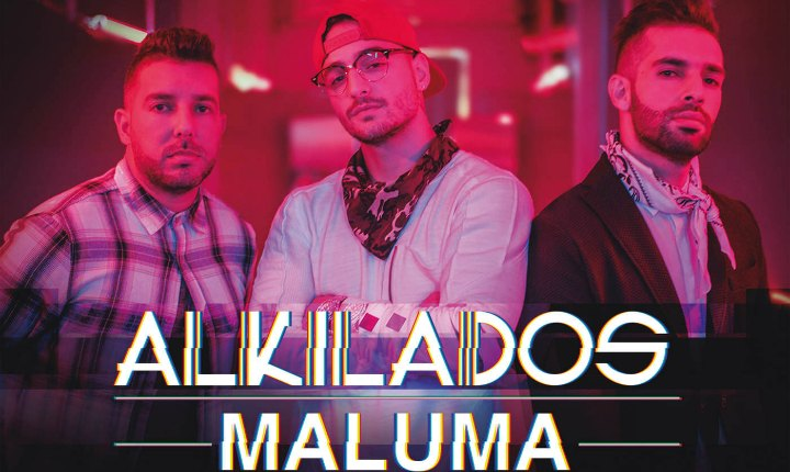 Alkilados estrena 'Me Gusta' Remix junto a Maluma