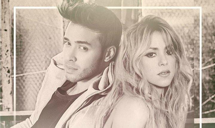 Prince Royce y Shakira unen sus voces para 'Deja Vu'