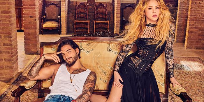 Shakira Feat. Maluma
