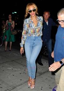 Beyonce jeans