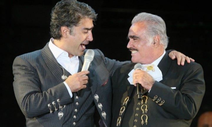 Así nació 'Mentí', la nueva canción de Alejandro y Vicente Fernández