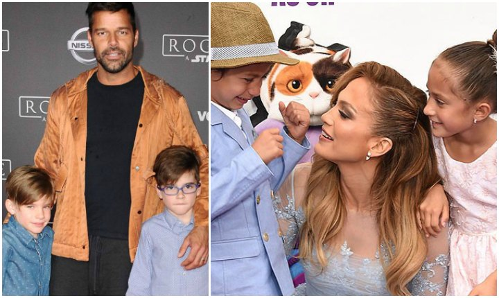 Hijos de Ricky Martin y JLo podrían jugar juntos
