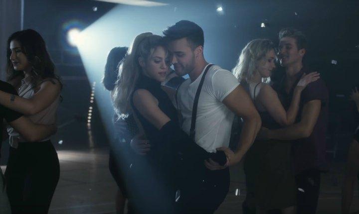 Prince Royce y Shakira lanzan videoclip de 'Deja Vu'